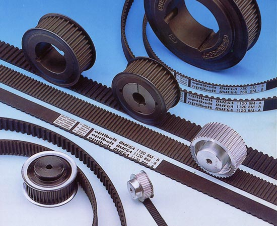 timing pulleys image
