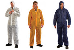 Disposable-coveralls